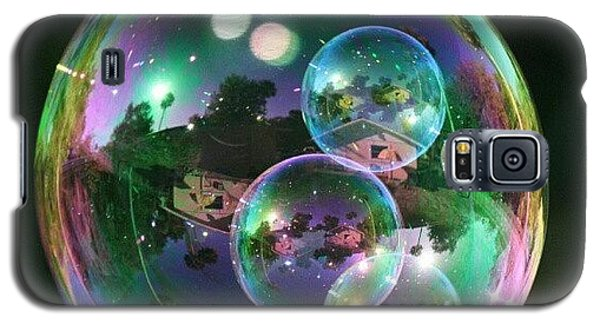 Cool Galaxy S5 Case - #nofilter #doubletap #bubbles by Mandy Shupp