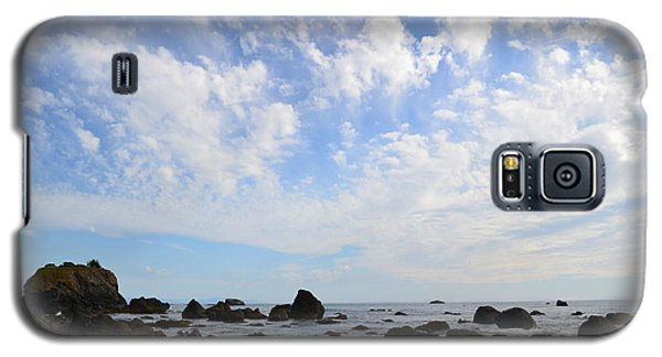 Galaxy S5 Case featuring the photograph Northern California Coast1 by Zawhaus Photography