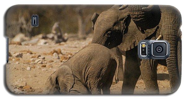 Nose Bump Galaxy S5 Case