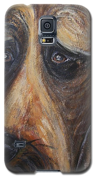 Nothin But A Hunddog Galaxy S5 Case