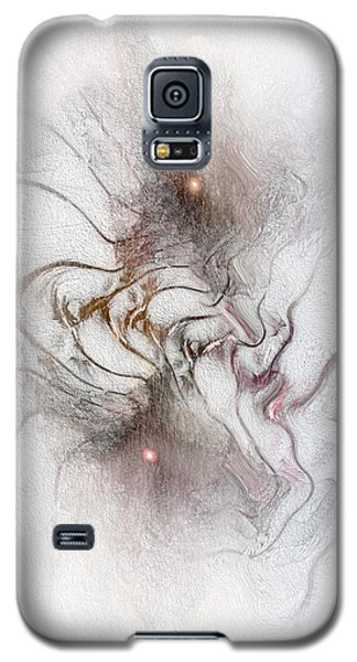 Galaxy S5 Case featuring the digital art Nuanced by Casey Kotas
