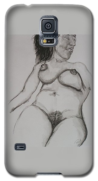 Nude At Rest Galaxy S5 Case by Rand Swift
