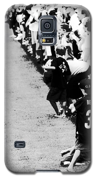 Number 1 Bettis Fan - Black And White Galaxy S5 Case