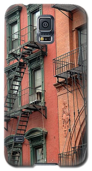 Nyc Building Galaxy S5 Case