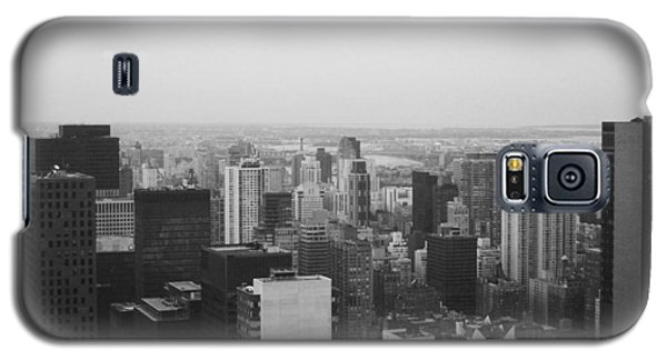 Nyc From The Top 3 Galaxy S5 Case by Naxart Studio