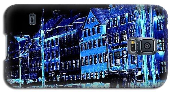 Cool Galaxy S5 Case - #nyhavn #copenhagen #denmark #landscape by Luisa Azzolini