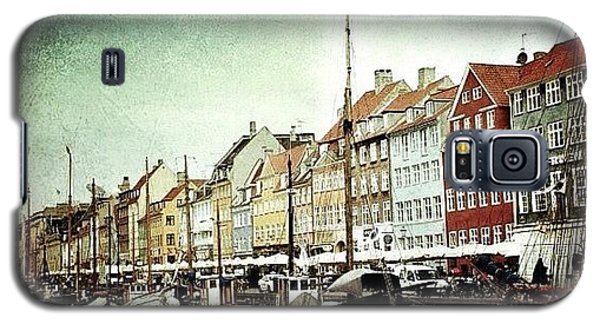 Cool Galaxy S5 Case - Nyhavn by Luisa Azzolini