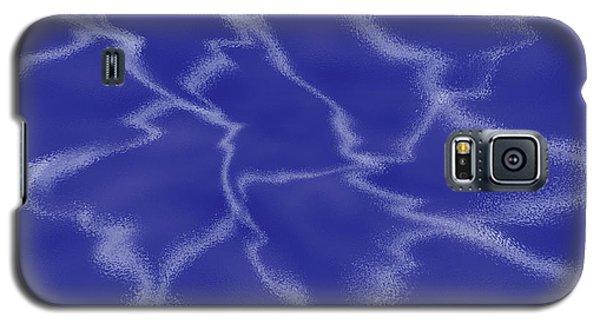 Ocean Blue Galaxy S5 Case
