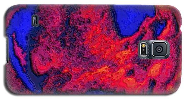 Oceans Of Fire Galaxy S5 Case