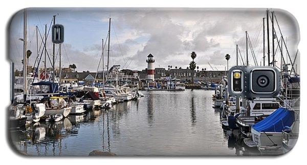Oceaside Harbor Galaxy S5 Case