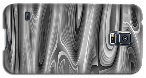 Galaxy S5 Case featuring the digital art Odaok by Jeff Iverson
