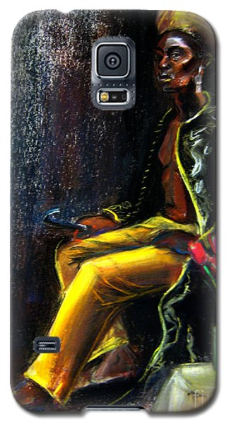 Odelisque Galaxy S5 Case by Gabrielle Wilson-Sealy