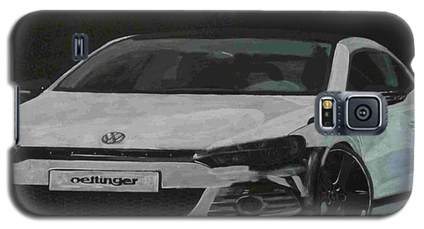Oettinger Vw Scirocco  Galaxy S5 Case