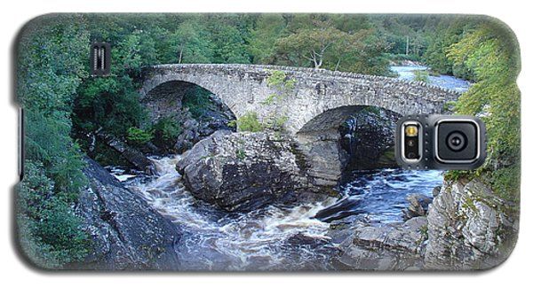 Old Bridge At Invermoriston Galaxy S5 Case