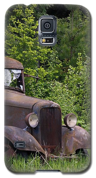 Old Classic Galaxy S5 Case by Steve McKinzie