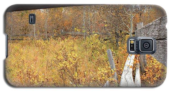 Old Corral Galaxy S5 Case by Jim Sauchyn
