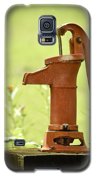 Old Fashioned Water Pump Galaxy S5 Case