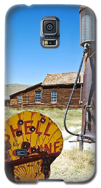 Old Gas Pumps Galaxy S5 Case