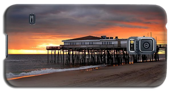 Old Jennettes Pier Galaxy S5 Case
