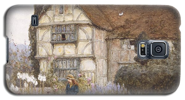 Old Manor House Galaxy S5 Case