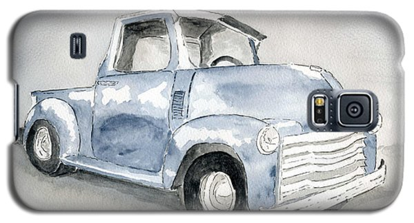 Old Pick Up Truck Galaxy S5 Case by Eva Ason