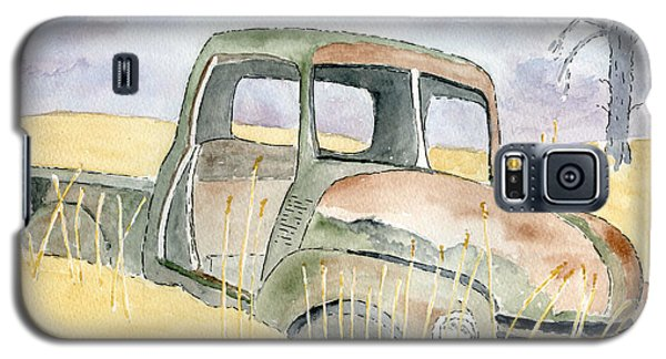 Old Rusty Truck Galaxy S5 Case by Eva Ason