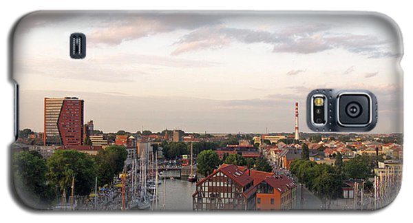 Old Town Klaipeda. Lithuania. Galaxy S5 Case