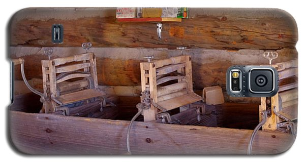 Galaxy S5 Case featuring the photograph Old West 2 by Deniece Platt