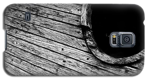 Old Wooden Boat Galaxy S5 Case by Andy Prendy
