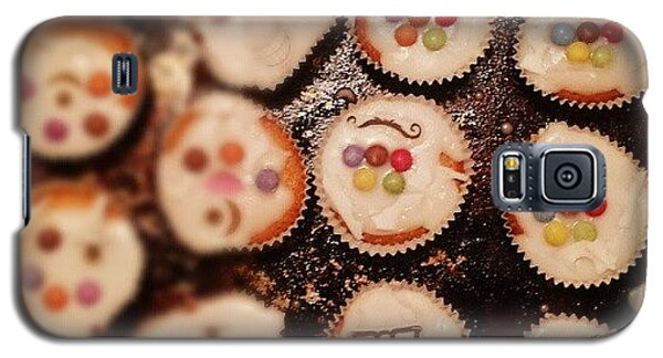 Olympic Cupcakes #london2012 Galaxy S5 Case