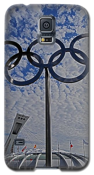 Olympic Stadium Montreal Galaxy S5 Case