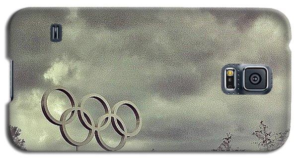 #olympicpark #olympics #london2012 Galaxy S5 Case by Samuel Gunnell