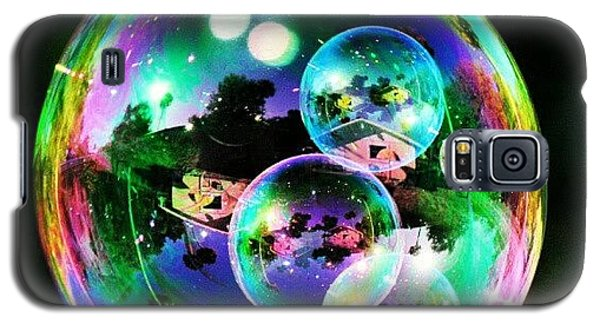 On The Inside - Imaginationartshop.com Galaxy S5 Case by Mandy Shupp