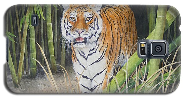 On The Prowl  Sold Prints Available Galaxy S5 Case
