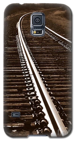 On The Right Track Galaxy S5 Case