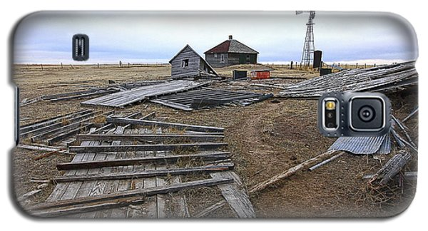 Once There Was A Farm Galaxy S5 Case by James Steele