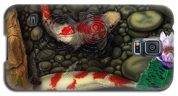 One Fish Two Fish Galaxy S5 Case