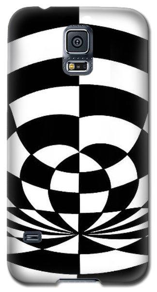 Op Art 2 Galaxy S5 Case