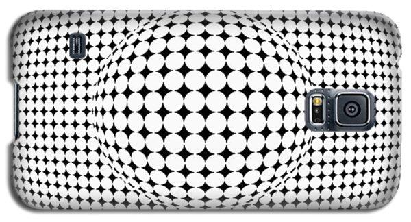 Optical Illusion Ball In Ball Galaxy S5 Case