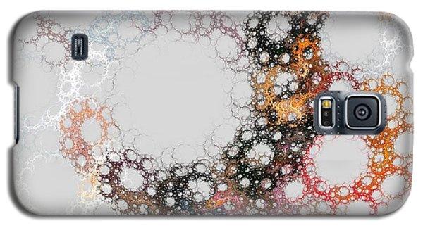 Galaxy S5 Case featuring the digital art Orbital by Kim Sy Ok