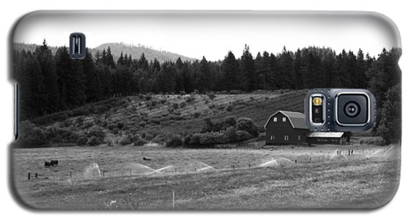 Oregon Farm Galaxy S5 Case