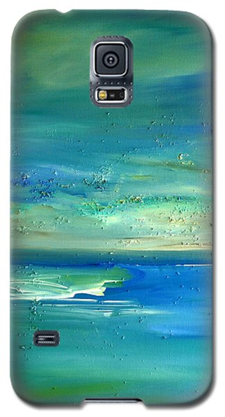 Organic Seascape Galaxy S5 Case by Dolores  Deal