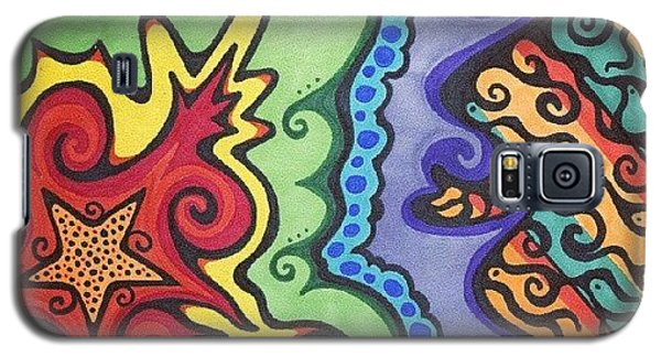 Original #sharpie Art ! From Galaxy S5 Case