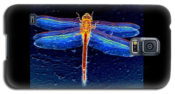 Ornate Odonata Galaxy S5 Case