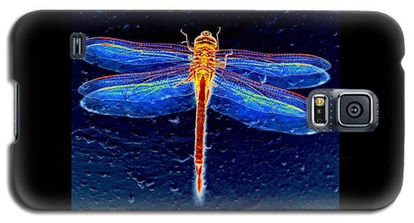 Ornate Odonata Galaxy S5 Case