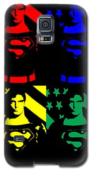 Our Man Of Steel Galaxy S5 Case by Saad Hasnain