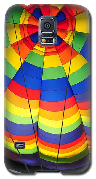 Outside Looking In Galaxy S5 Case by Mike Martin