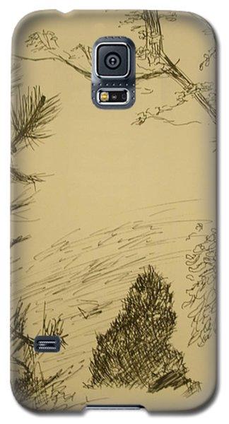 Outside Galaxy S5 Case