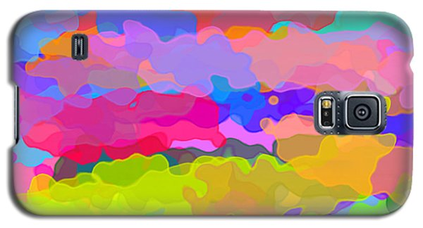 Over The Rainbow Galaxy S5 Case