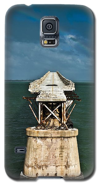 Overseas Railroad Galaxy S5 Case
